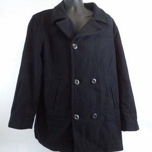 Old Navy Men's Wool Coat XL CL706 0519
